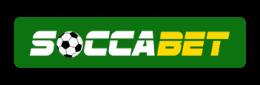 The logo of the bookmaker Soccabet - legalbet.com.gh