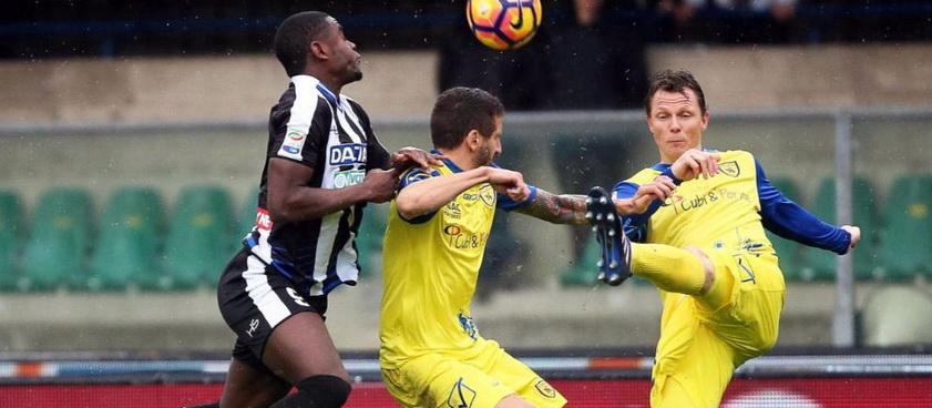 Chievo Verona - Empoli. Pontul lui rossonero07