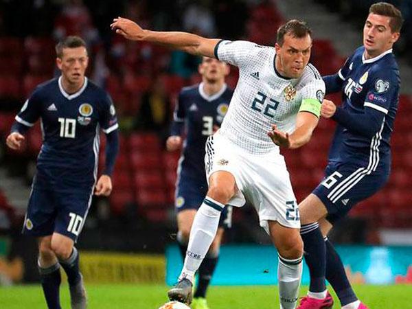 BK_Olimp: Россия — Шотландия: последний шаг на пути к Евро-2021.