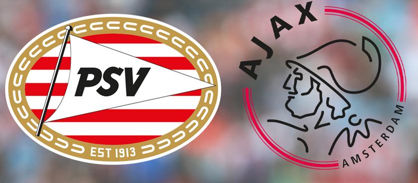 Прогноз на матч ПСВ – «Аякс»: крутое шоу двух грандов?