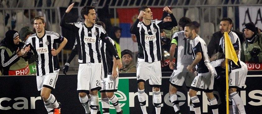 Nordsjaelland - Partizan Belgrad. Pontul lui rossonero07