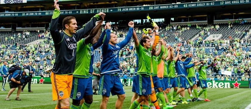 Portland Timbers - Seattle Sounders. Pontul lui IulianGGMU
