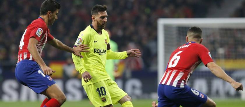 Pronóstico Barcelona - Atlético de Madrid La Liga 2019