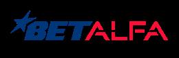 Casas de apuestas Betalfa logo - legalbet.co
