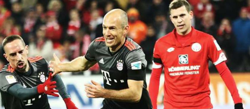 Bayern - Mainz + PSG - Montpellier. Pariul Ioanei Cosma