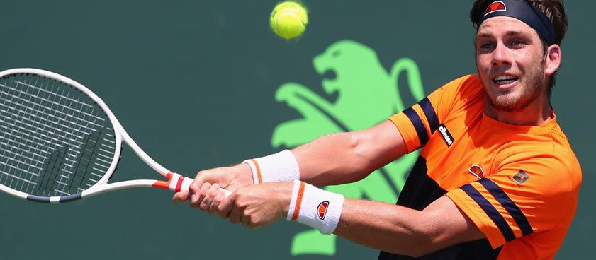 Петер Гойовчик – Кэмерон Норри: прогноз на теннис от VanyaDenver