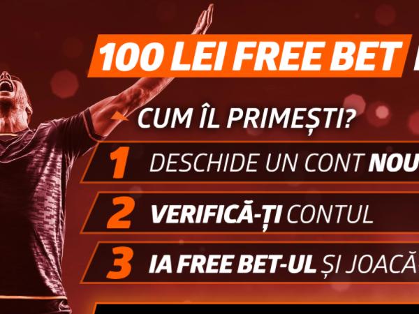 legalbet.ro: Ia 100 de lei fara depunere la casa de pariuri Betano.
