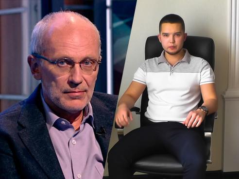 «Молодые миллионеры» на Первом канале. Адель Сулейманов
