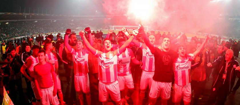 Partizan - Steaua Rosie Belgrad: Ponturi pariuri Super Liga