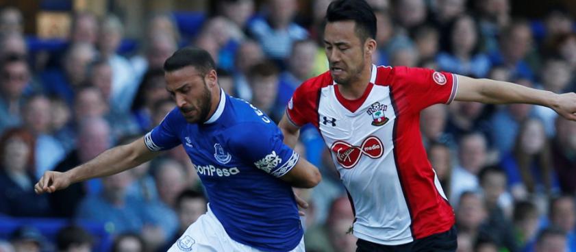 Everton - Southampton. Pariul lui Wallberg
