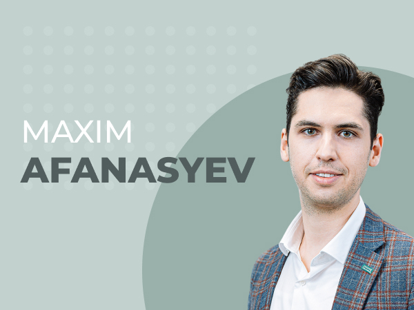 Maxim Afanasyev: The market hasn't reached perfection yet!.