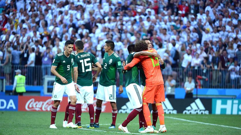 Тест для чемпионов мира и испытание статусом фаворита для Мексики