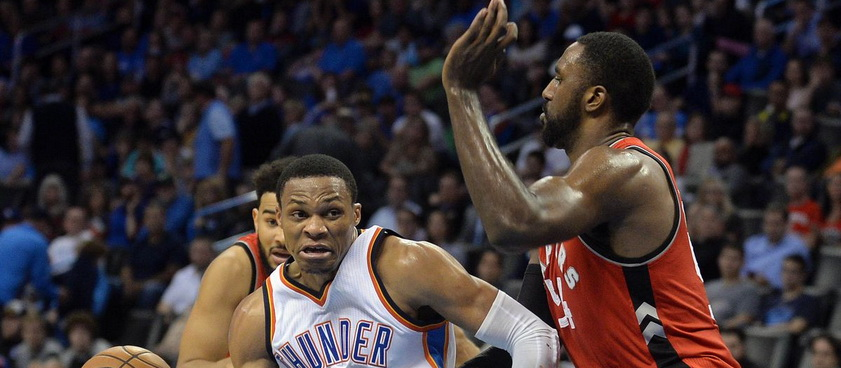 Oklahoma City Thunder - Toronto Raptors. Pronosticuri NBA