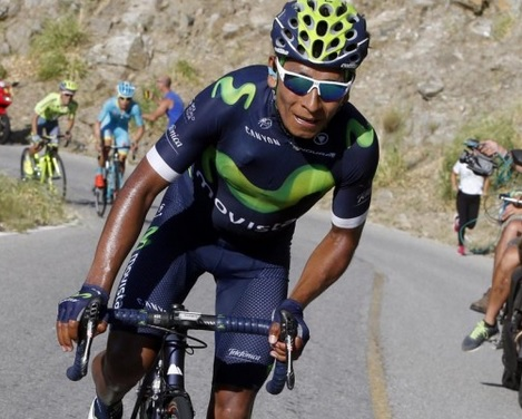 Quintana e favorit sa castige etapa a 9-a pe Blockhaus