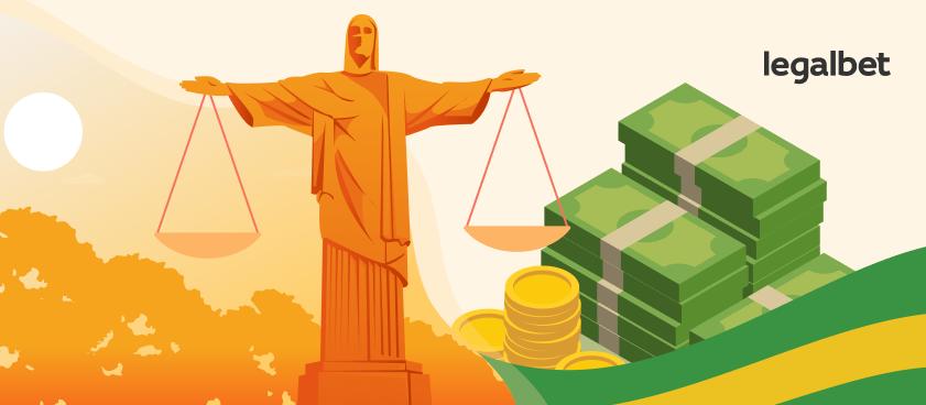 В Бразилии часть букмекерских налогов отдадут футбольным клубам