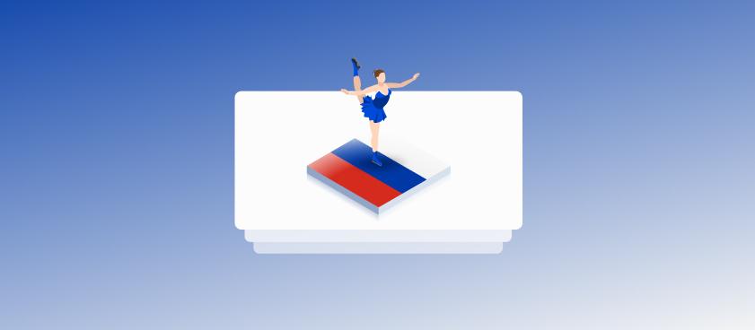 Российская сборная — фаворит командного ЧМ по фигурному катанию