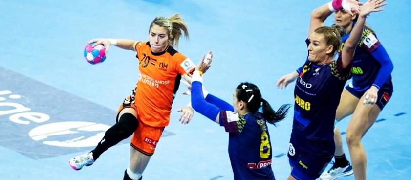 Romania - Olanda. Pariuri sportive Campionatul European de handbal feminin