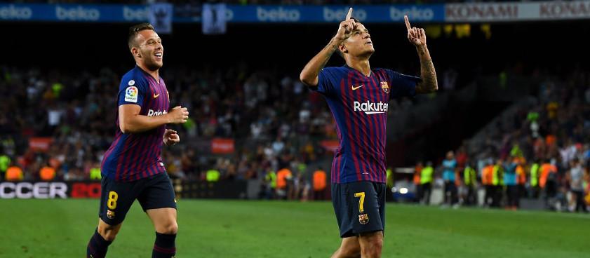 Pronóstico Leganes - Barcelona, La Liga 26.09.2018