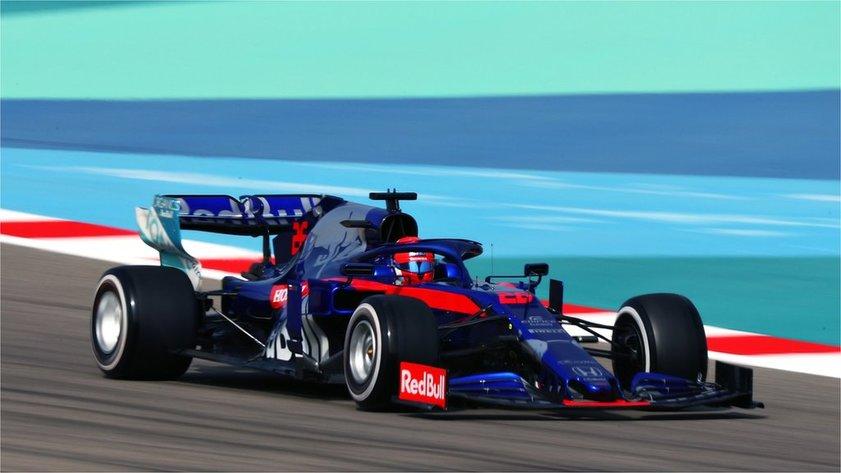 Формула-1. Гран-при Бахрейна: острая борьба в песках Сахира