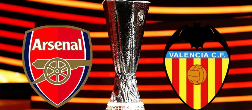 Arsenal - Valencia. Ponturi pariuri sportive Europa League