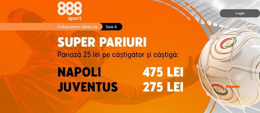 Napoli vs Juventus: Vezuviul e acolo cu şi fără fani