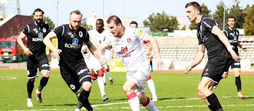 Gaz Metan Mediaş - FC Hermannstadt Predicţii Pariuri Liga 1 Betano (play-out)