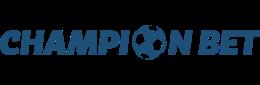 The logo of the bookmaker Championbet - legalbet.ug