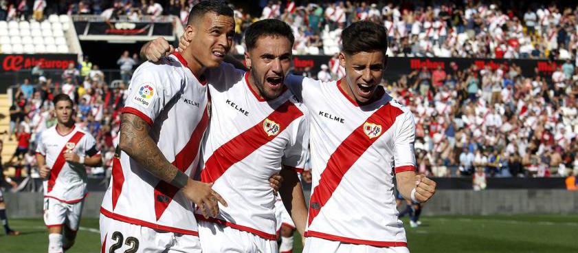 Pronóstico Rayo Vallecano - Eibar, La Liga 30.11.2018