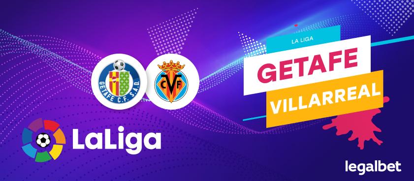 Previa, análisis y apuestas Getafe - Villarreal, La Liga 2020