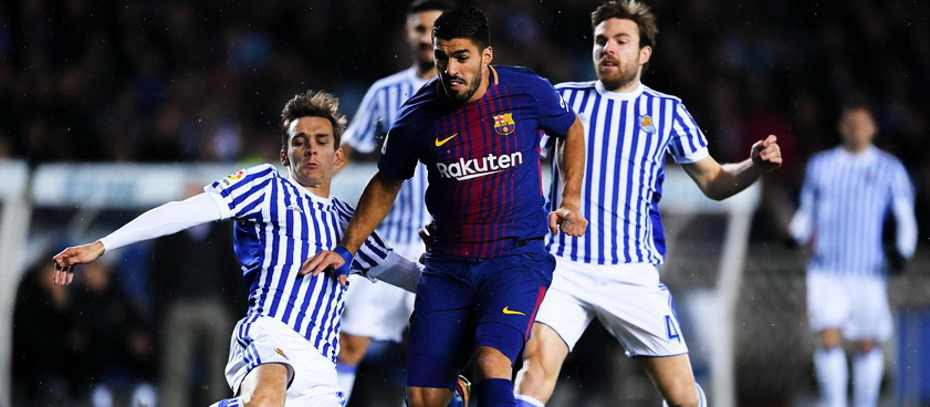 Real Sociedad - FC Barcelona: Ponturi Pariuri Primera Division