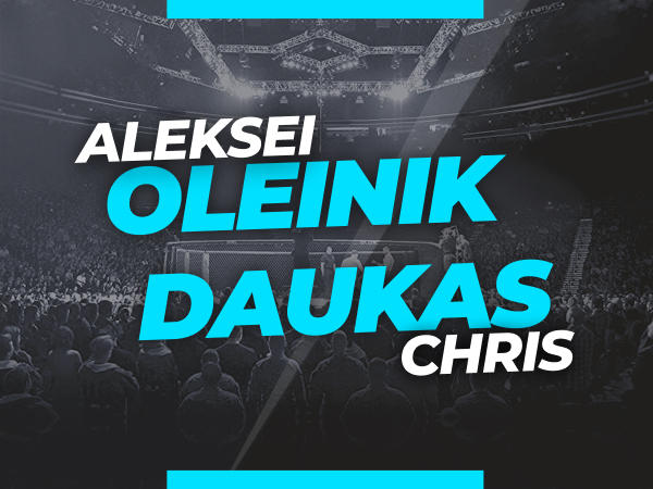 Legalbet.com.au: Aleksei Oleinik vs. Chris Daukas: Analysis and Odds on the Fight.