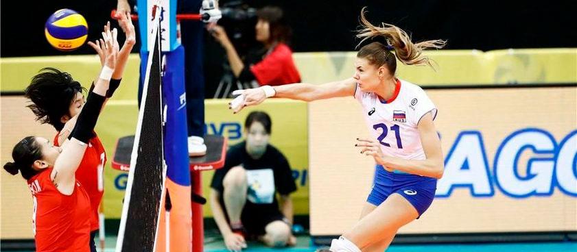 Россия — Южная Корея: прогноз на Кубок мира по волейболу среди женщин