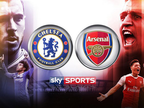 Archie23: Финал Кубка Англии. Прогноз на матч Челси- Арсенал.