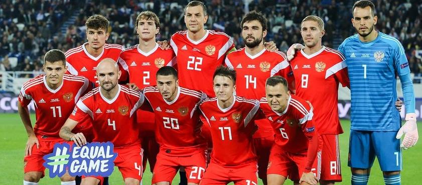 Россия получила неприятную группу, где Бельгия и Дания – фавориты