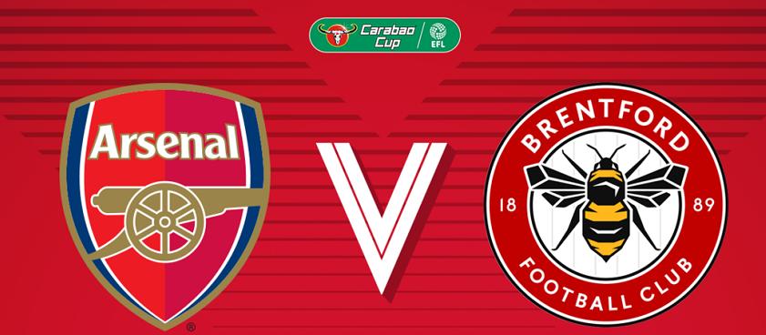 Arsenal - Brentford: Ponturi pariuri Carabao Cup