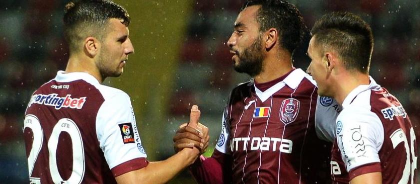 FC Hermannstadt - CFR Cluj. Ponturi Pariuri Liga 1 Betano