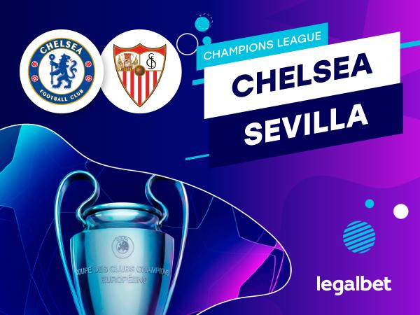 Antxon Pascual: Apuestas y cuotas Chelsea - Sevilla, Champions League 2020.
