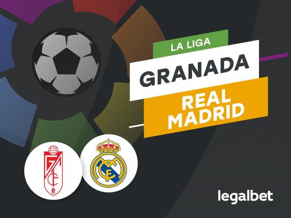 Antxon Pascual: Apuestas y cuotas Granada - Real Madrid, La Liga 2020/21.