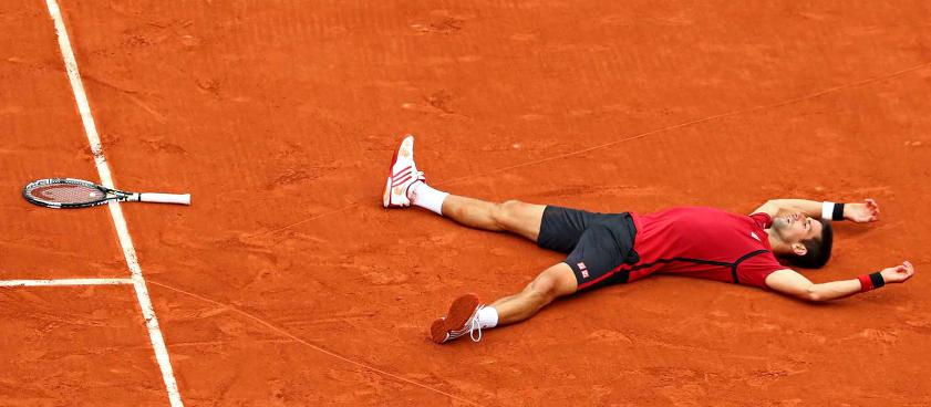 Djokovic gana Roland Garros