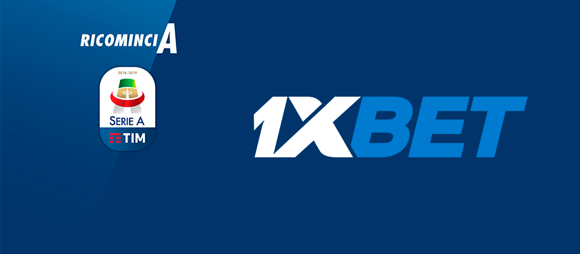 БК 1хBet стала спонсором Серии А, но ее рекламы в Италии не будет