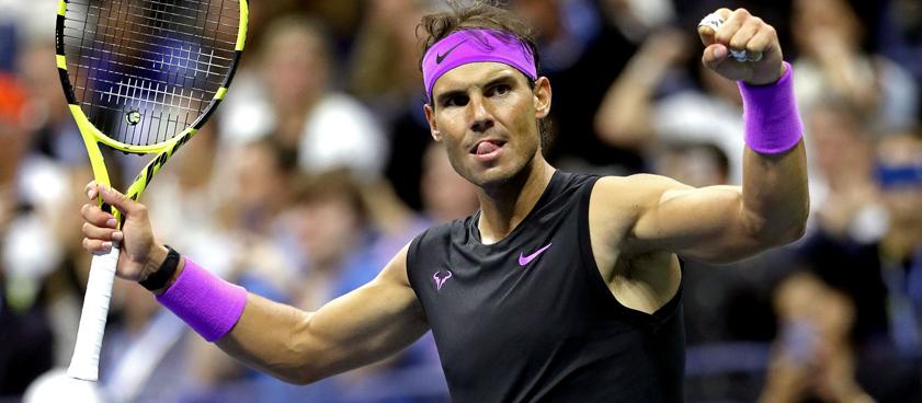 Στοίχημα στο Medvedev D. - Nadal R.