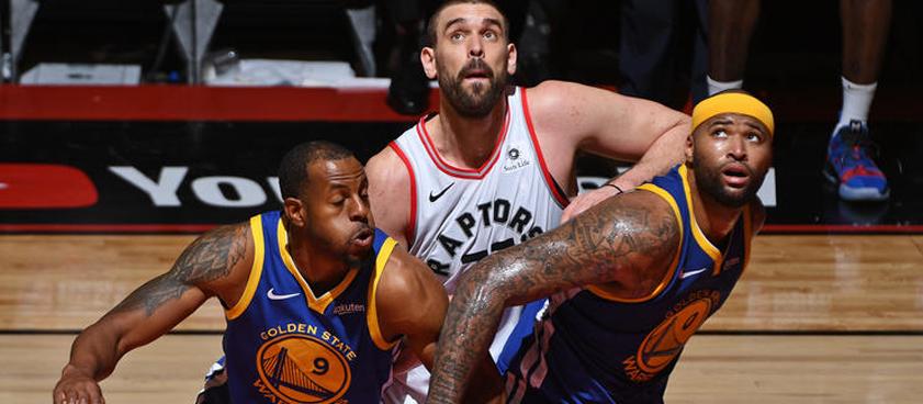 «Голден Стэйт» — «Торонто Рэпторз»: Прогноз на шестой матч финала НБА