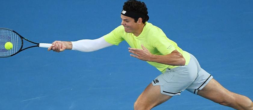 Reilly Opelka – Milos Raonic: pronosticuri Tenis ATP Delray Beach