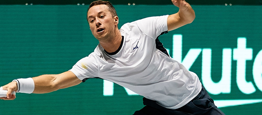 Daniel Evans – Philipp Kohlschreiber: pronosticuri Tenis ATP Rotterdam