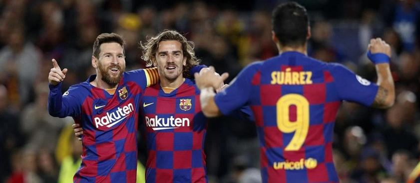 «Атлетико» – «Барселона»: Возвращение Гризманна в Мадрид
