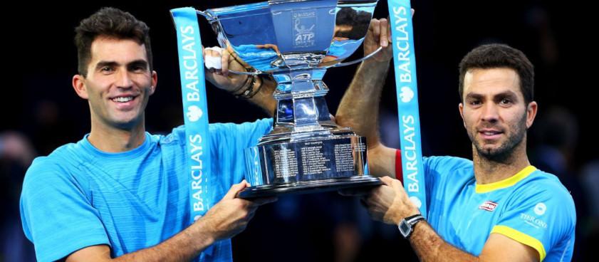 Pronóstico Rojer/Tecau - Dimitrov/Fognini, ATP Paris 29.10.2018