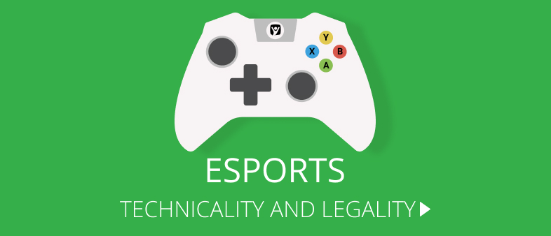 Esports and its confusing legality