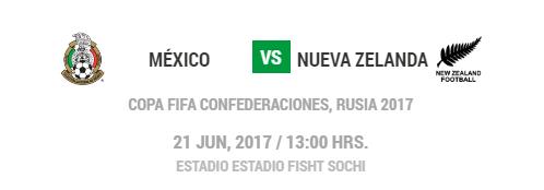 Мексика - Новая Зеландия