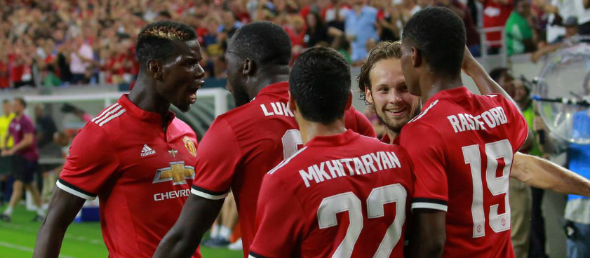 Pronósticos Manchester United - Tottenham, Roma - Atalanta 27.08.2018