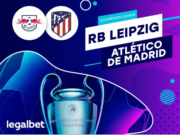 Antxon Pascual: Previa, análisis y apuestas RB Leipzig - Atlético de Madrid, Champions League 2020.